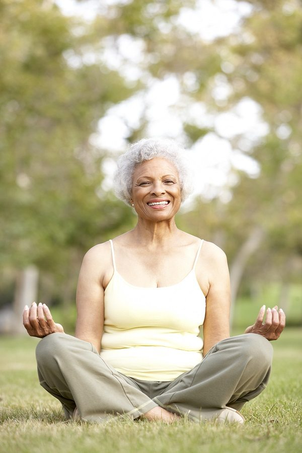 Home Care Services in Mason OH: Yoga To Help Seniors Avoid Falls