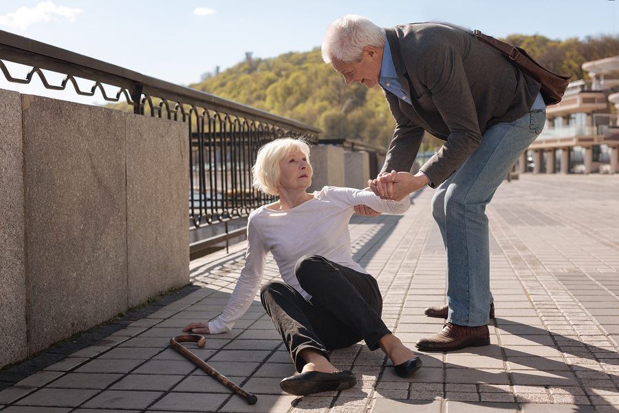 Home Care Services in Montgomery OH: Senior Fall Risks