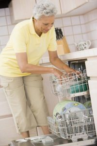 Home Care in Hyde Park OH: Clean Dishes