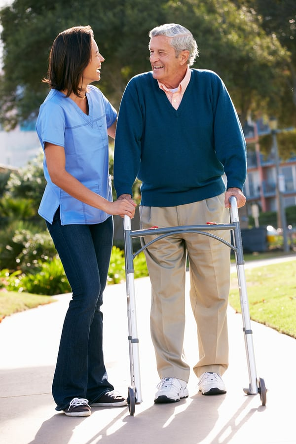 Homecare in Hyde Park OH: Caregiver Stress
