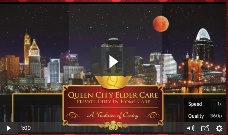 queen city elder care video