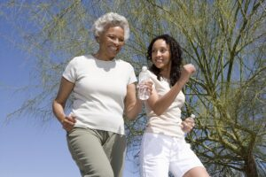 Caregiver Hyde Park OH - Five Tips for Moving More When You're a Busy Caregiver