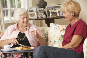 Homecare Hyde Park OH - Does Your Elderly Loved One Have Chewing or Swallowing Issues?