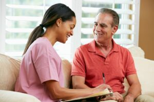 In-Home Care Mason OH - Tips for Communicating with Your Parent's In-Home Care Providers