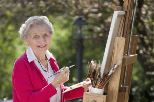 Caregiver Anderson OH - Health-Boosting Hobbies for the Elderly and their Caregiver